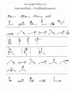 bird of paradise 2  yoga sequences vinyasa yoga sequence