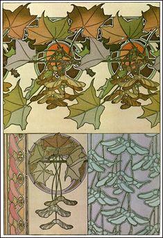 Альфонс Муха | Документов Декоративное - 1901. _ ❤ - Alphonse Mucha | Documents Decoratifs - 1901.