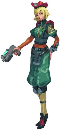 View an image titled 'RAmarl Art' in our Phantasy Star Online art gallery featuring official character designs, concept art, and promo pictures. Star Character, Game Character Design, Character Design Inspiration, Character Creation, Phantasy Star Online 2, Fantasy Star, Super Hero Costumes, Female Anime, Character Design