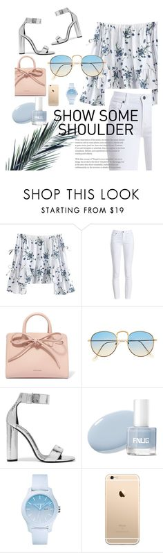 """Untitled #36"" by smuxe ❤ liked on Polyvore featuring Barbour, Mansur Gavriel, Tom Ford and Lacoste"