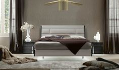 Shop ALF furniture at IDI, home of the modern, contemporary and classical furniture in Boston and online Italian Interior Design, Contemporary Furniture, Bedroom Furniture, Ottoman, Dining, Living Room, Chair, Beds, Home Decor