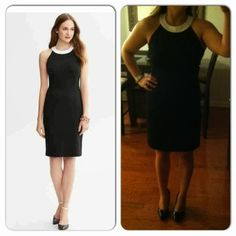 Petite Style File: Hot Dress From Banana