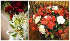 5 ideas para centros de mesa invernales: Establece el tema combinando los colores de tus flores