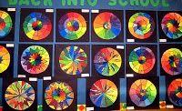 Color wheels (6th grade)