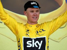 TDF 2015 stage 8 Chris Froome