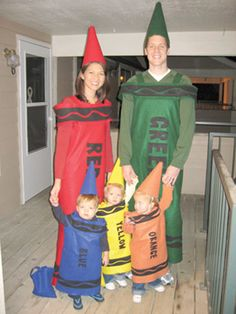 20 Freaky Family Costumes | SMOSH