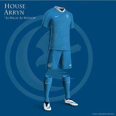 House Arryn Concept Kits
