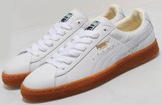 "Puma Basket Classic - ""White/Gum"""