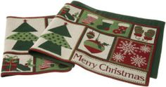 DII Cozy Christmas Tapestry Table Runner by DII. Save 3 Off!. $29.10. 100-percent cotton. Measures 13 by 172-inch. Hand wash cold, line dry, low iron. Merry Christmas Tapestry table runner measures 13 by 72-inch. Cotton and polyester fine woven tapestry lined with cotton sheeting. Coordinate with DII Cozy Christmas items. Cozy Christmas, Christmas Items, Dining Table In Kitchen, Tapestry Weaving, Table Linens, Table Runners, Home Kitchens, Cotton, Iron