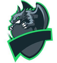 20 Ideas for design banner background Design Squad, Team Logo Design, Logo Desing, Mascot Design, Logo Esport, Art Logo, Spartan Logo, Video Game Logos, Logo Background