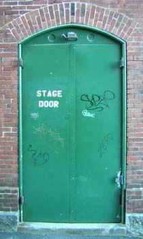 Stage Door.