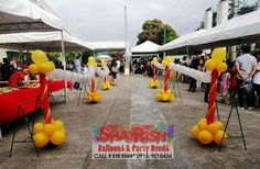 Ryonan Electric Phils. Corp. Royal  Christmas Ball 2019 at Laguna Technopark, Binan Laguna Services availed: *Grass wall rental with LED letter standee *Photo booth rental *Face painting *Balloon Decors -Pillars -Entrance Arch -Walkway Balloons -Stage balloon decors Royal Christmas, Christmas Balls, Letter Standee, Balloon Pillars, Balloon Decorations, Table Decorations, Balloon Painting, Party Needs, Walkway