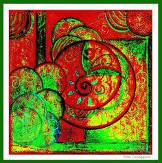 ROSE CANAZZARO (©2014 rosecanazzaro.com) #Gravura - assinada e numerada a punho pela artista Rose Canazzaro Série - PA (Prova do Artista) Dimensão - 70cm x 90cm (altura x largura) Essa gravura é produzida na técnica de giclée / fineart. O artista produziu a imagem e deu acabamento digital em uma tela de computador e depois deu saída em uma impressora de #fineart em papel 100% algodão. Rose Canazzaro. rcanazzaro@hotmail.com UNI DUNI TÊ: A LINGUAGEM POÉTICA DAS FORMAS, 2014 - ROSE CANAZZARO…
