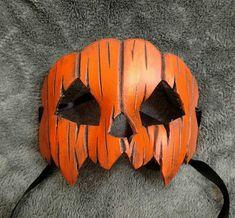 Pumpkin Print Jack-O-Lantern Bandana One Size 100/% Cotton NWT
