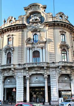 TORINO (Piemonte) - Piazza Solferino - by Guido Tosatto