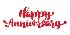 Happy Anniversary Lettering, Wedding Anniversary Message, Happy Anniversary Quotes, Anniversary Greeting Cards, Congratulations Images, Hand Drawn Lettering, Ink Illustrations, Happy Quotes, How To Draw Hands