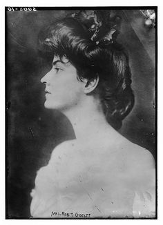 Mrs. Robert Goelet (LOC) by The Library of Congress, via Flickr