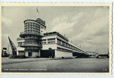 The Ocean Terminal in Southhampton  115