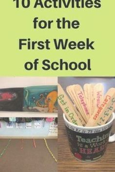 The first week of school is a critical time to teach all your classroom procedures and expectations. I usually spend the first week of school going First Week Of School Ideas, Beginning Of The School Year, New School Year, Classroom Procedures, School Classroom, Classroom Activities, Classroom Ideas, Future Classroom, Classroom Management