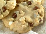 VeryBestBaking.com | Jumbo 3-Chip Cookies....My favorite cookie!  Only make once a year or so cause it's so rich.