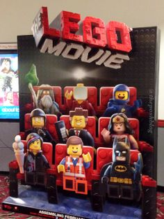 Think Positive {The Lego Movie}. My thoughts. #thelegomovie #shareamc