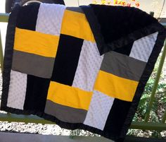 Pittsburgh Penguins quilt