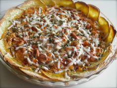 Savory pie with www.bertbuddy.com