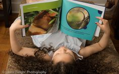 All in a Rainforest Day by Ellen Senisi with photographs by Thomas Marent read by 6 year old