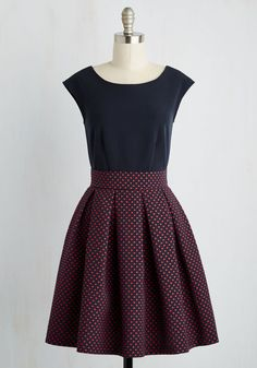 London and Done Dress