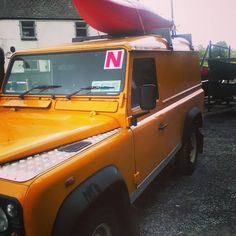 First delivery of day - canadians  trailer  #defender #barrowway #loveireland #landroverdefender by g.oshea First delivery of day - canadians  trailer  #defender #barrowway #loveireland #landroverdefender