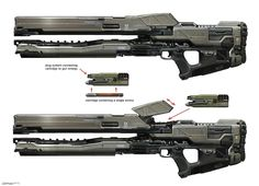 video games guns futuristic halo concept art science fiction artwork halo 4_www.wallpapernono.com_5.jpg (800×577)