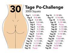 Mit dieser 30-Tage-Challenge bekommt jede Frau einen Knackpo