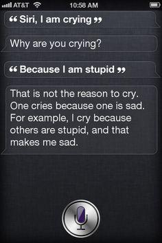 Siri..