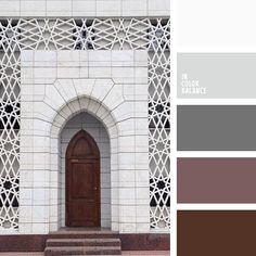 beige, beige crema, beige rosado, blanco grisáceo, casi blanco, color café con leche, color concha de mar, color gris, color gris plata, color nude, gris, gris plata, gris plomo, marrón claro, tonos grises, tonos marrones.