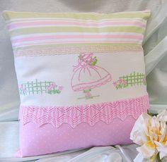 Southern Belle Pillow Sham by BerryLane, via Flickr