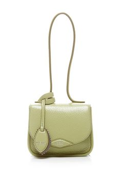 Get inspired and discover Rochas trunkshow! Shop the latest Rochas collection at Moda Operandi. Sage Color, Saddle Bags, Leather Handbags, Purses And Bags, Fashion Accessories, Crossbody Bag, Bag Design, Mini Bags, Underarm