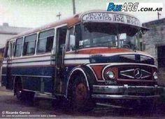 busarg.com.ar - 004 - Líneas de Concesión Nacional 151/195/Línea 152 - Una de sus últimas incorporaciones de Carrocerías La Unión