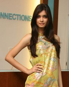 Diana Penty shows here why she is such a popular person today