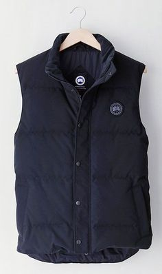 For when it gets cold outside / Canada Goose Granby vest