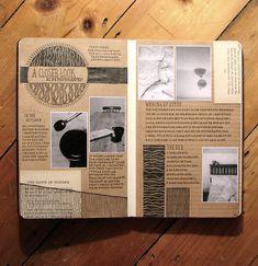 Moleskine 03, #006 by Rebecca Blair.
