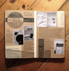 Moleskine 03, #006 Rebecca Blair