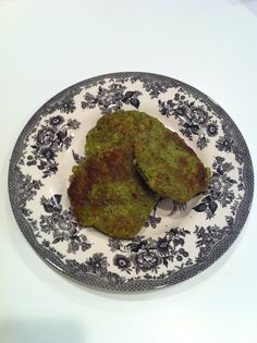 just cook already: broccoli patties