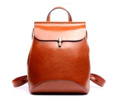 SUNNY SHOP Japan and Korean Style Genuine Leather Women Backpack Vintage School Backpack For Girls Brand Designer Bags Best Gift
