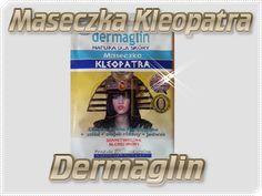 Gótka bloguje: Maseczka Kleopatra od Dermaglin