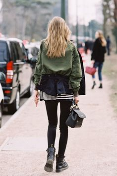 Paris Fashion Week AW 2015....After Louis Vuitton (via Bloglovin.com )