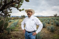 How a renegade optometrist is defying corporations and saving Mexican farms—with the finest tequila you'll ever taste.