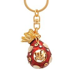 A Bagful of Money Keychain Cat Keychain, Feng Shui, Maneki Neko, Shades Of Red, Money, Keychains, Blog, Key Hangers