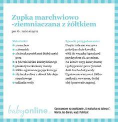 Przepisy dla niemowlaka - Zupki dla niemowlaka | Strona 8 | Baby online