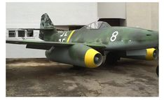Fancy restoring a Me-262, this one is for sale for just over a half a million dollars