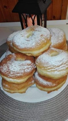 ez vált be a legjobban Food Gallery, Hungarian Recipes, Winter Food, Donuts, Pancakes, Cake Recipes, French Toast, Bakery, Muffin